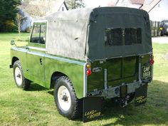 1964 Land Rover Series IIA 2A 88 2.25D For Sale