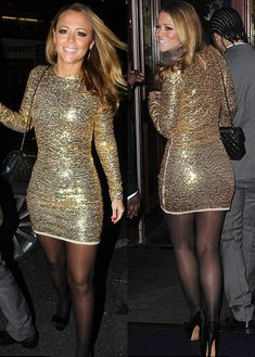 Latest Chic Outfits & Fashion Inspiration for all shape and sizes. Check out our dresses to jeans to skirts to leggings including petite and plus size styles Kimberley Walsh, Chic Outfits, Fashion Outfits, Girls Aloud, Cheryl Cole, Got The Look, Sequin Mini Dress, Sexy Legs, Short Dresses