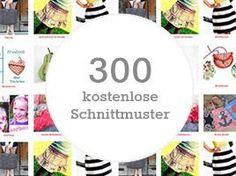 Jetzt wird genäht: 300 kostenlose Schnittmuster für dich