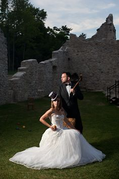 bride and groom portrait www.ilcavallophotography.com