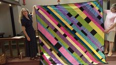 Back of Laura's quilt by Connie Backus-Yoder Quilts, Blanket, Quilt Sets, Quilt, Rug, Log Cabin Quilts, Blankets, Lap Quilts, Quilling