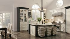 Kitchen, Luxe Transitional, Photo 118 - KraftMaid Photo Gallery