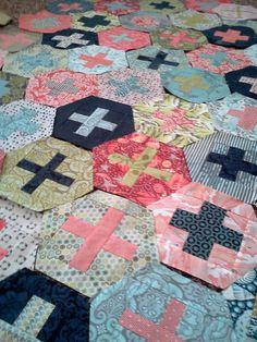 Crazy Old Ladies Quilts