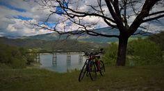 Lago del Turano - Rando Sabina anello corto - #rtb #bicicletta #bicycle #ciclismo #cycling