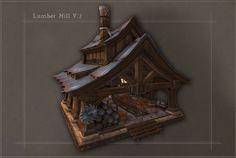 Resultado de imagen de world of warcraft buildings props