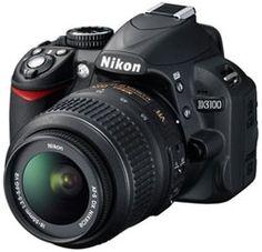 D3100™ Digital SLR Camera from Nikon®
