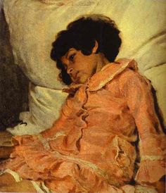 Ilya Repin - portrait