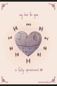 Star Wars Love Quotes Glamorous Aww Star Wars Love…  Star War…