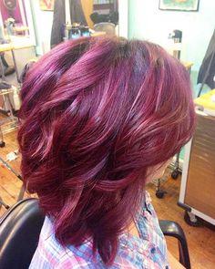 26-Hair Color for Short Hair