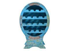 Inspirational SIT M bel Weinregal Blue kaufen im borono Online Shop