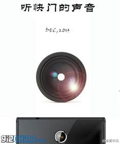 Interesante: El nuevo teaser de Zopo confirma que lanzará un smartphone centrado en su cámara
