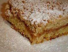 Greek Sweets, Greek Desserts, Greek Recipes, Sweets Recipes, Fruit Recipes, Cookie Recipes, Pastry Cook, Baking And Pastry, Greek Cake