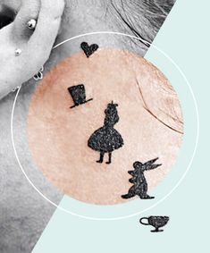 30 Literary Tattoos for Bookish Babes Get your nose out of your favorite novel long enough to peep this inspired ink