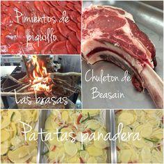 La carne es la protagonista.