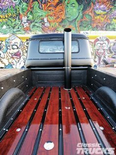1957 Chevy 3800 Bed