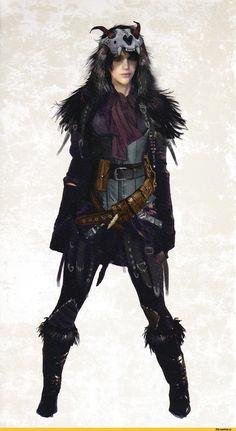 Сэра-(DA)-DA-персонажи-Dragon-Age-фэндомы-1891303.jpeg (1004×1834)