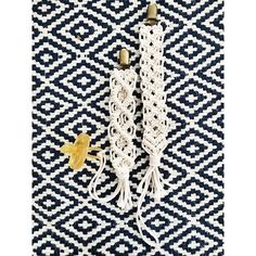 Now that ornaments are old news - starting to make some macrame pacifier clips - DM me if you want one! ➰ >> << . . . . . #macramama #macrame #macramaker #hippiestyle #bohostyle #gypsystyle #hippie #planthanger #candlehanger #hangingshelf #wallhang #modernmacrame #fiberart #forsale #shoplocal #supporthandmade #handmade #mamamaker #temecula #handmadegifts #shopsmall #pacifier #pacifierclip