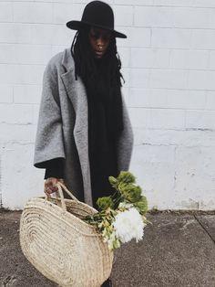 Black Hair Afro, Local Women, Bohemian Lifestyle, Beatnik, Large Baskets, Plaits, Market Bag, Hand Weaving, Palm