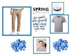 """Just another spring day!"" by thefashion007 ❤ liked on Polyvore featuring NIKE, Prada, men's fashion and menswear"