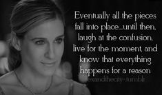 i love carrie bradshaw