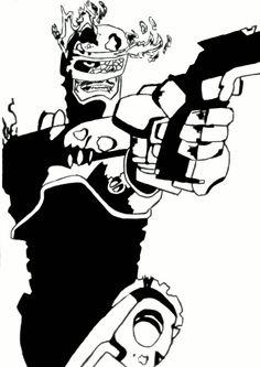Robocop Frank miller