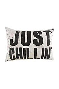 PRINTED JUST CHILLIN 40X60CM SCATTER CUSHION Scatter Cushions, Throw Pillows, Mr Price Home, Prints, Living Room, Design, Toss Pillows, Small Cushions, Cushions