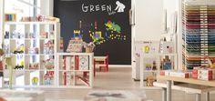 Green Kids. Toys & Atelier.  Masquefa, 40, Valencia, Spain.