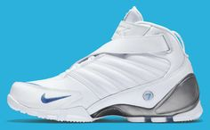 Nike Zoom Vick 3 White/University Blue (3)