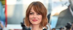 Emma Stone's New Lob Is the Best Crop in Haircut History
