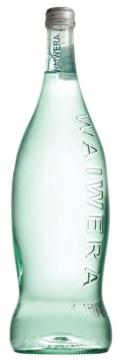 Waiwera Water (New Zealand) ~ World's oldest bottled water scoops design award