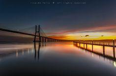 Lisbon Sunrise... by Ricardo Bahuto Felix on 500px