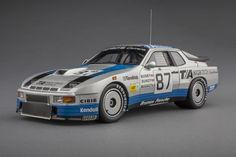 Porsche 924 Carrera GTR - 1982 24 Hours of Le Mans IMSA GTO Class Winner - 1:18 Scale Model Car