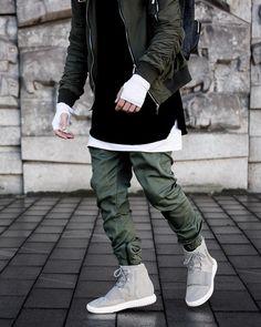 @sergiujurca manieredevoir , favelaclothing , smugglers_inc , yeezy Men\u0027s  Street Fashion, Runway Fashion,