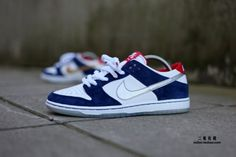 detailed look 07ad5 50df7  CO2OC NIKE SB DUNK LOW PRO ISHOD WAIR QS BMW 839685-416