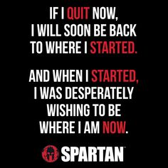Move forward! #SpartanRace For more motivation tune in: http://sprtn.im/SpartanUP-Podcast!