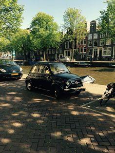 Ámsterdam #fiat500
