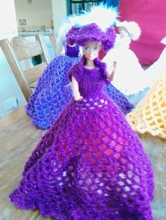 Handmade BALLGOWN for Barbie Dolls SEE SPECIAL OFFER (nannycheryloriginal) 919 £10.00