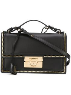 Shop Salvatore Ferragamo  Aileen  crossbody bag in Stefania Mode from the  world s best independent boutiques at farfetch.com. Shop 400 boutiques at  one ... 92fd603df5