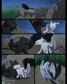 Ideas how to train your dragon skrill scene Httyd Dragons, Cute Dragons, How To Train Dragon, How To Train Your, Toothless And Stitch, Dragon Movies, Dragon Artwork, Dragon Trainer, Dragon 2