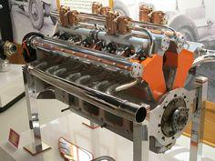 Designed for Miller by Leo Goossen, Miller's V16 design debuted at Indy in 1931.