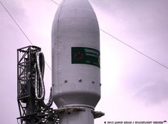 SpaceX is currently planning on launching a Falcon 9 v1.1 rocket with the Turkmenalem satellite from Cape Canaveral's SLC-40 on Apr.…