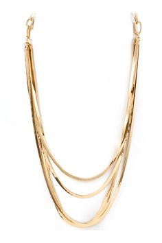 Layered Mina Necklace - looks like a classic.