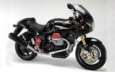 moto guzzi v11 le mans nero corsa 2004 #bikes #motorbikes #motorcycles #motos #motocicletas