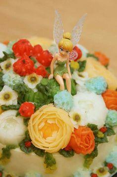 Jelly cream flower