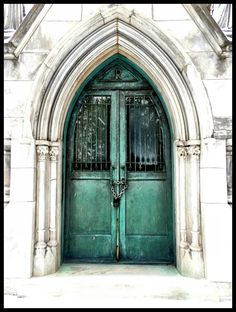 """MAUSOLEUM DOORS""   ..rh"