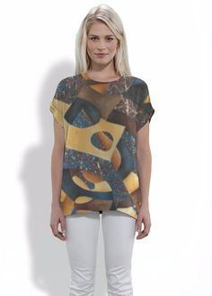 Be bold and beautiful wearing this inspiring design by Anne Rigby  #shopvida #vidavoices