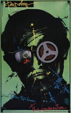 Conversation (Russian poster)