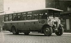 1927 Albion bus with Croall of Edinburgh bodywork - 1932/33
