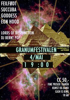 Granumfestivalen 2013 Lord, Movie Posters, Movies, Kunst, Films, Film Poster, Popcorn Posters, Cinema, Film