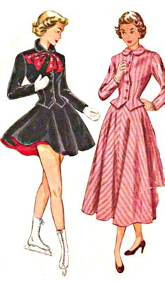 My Puzzles - Vintage Stuff - Women's Fashions 1948